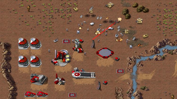 Новый ремастер Command & Conquer