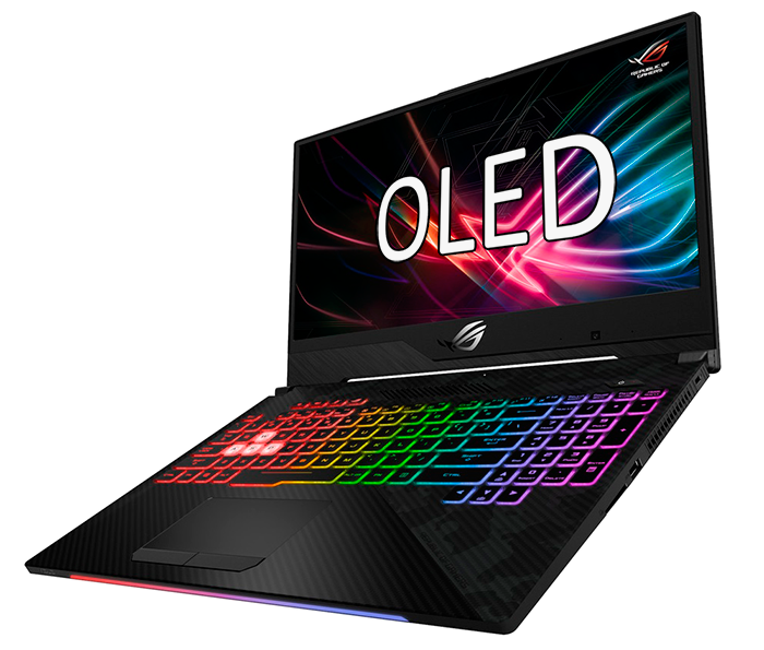 Asus OLED Laptop